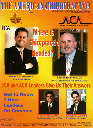 Cover for the July/August 2000 issue