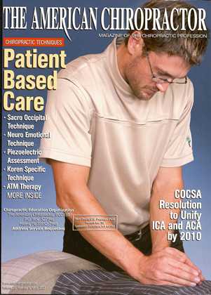 Cover for the May 2007 issue