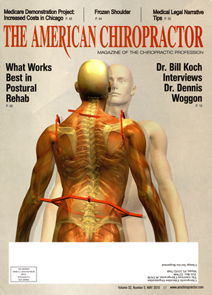 Cover for the May 2010 issue