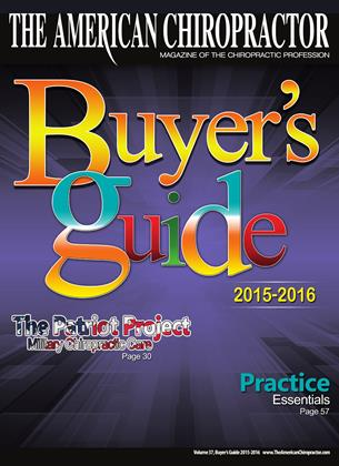 Cover for the Buyers Guide 2015 issue