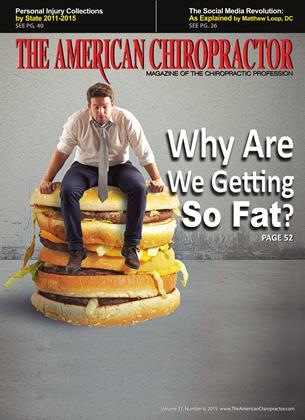 Cover for the June 2015 issue