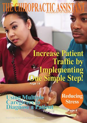 Cover for the October 2016 issue