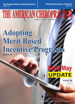 Cover for the January 2017 issue