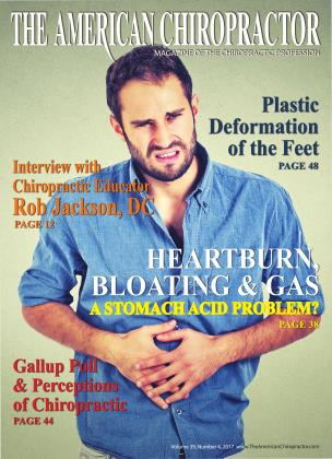 Cover for the APRIL 2017 issue