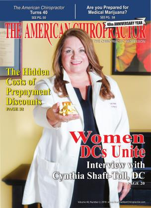Cover for the FEBRUARY  2018 issue
