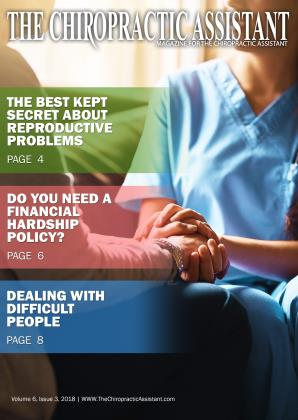 Cover for the JUNE 2018 issue