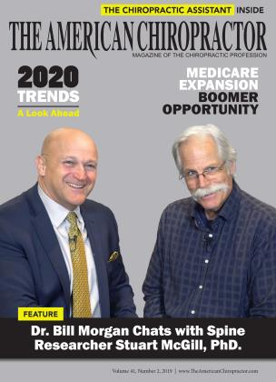 Cover for the FEBRUARY 2019 issue