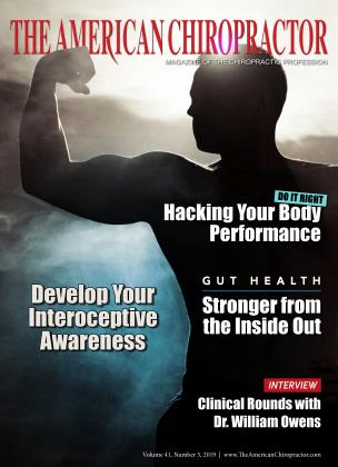 Cover for the MAY 2019 issue