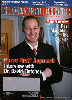 Cover for the May 2009 issue