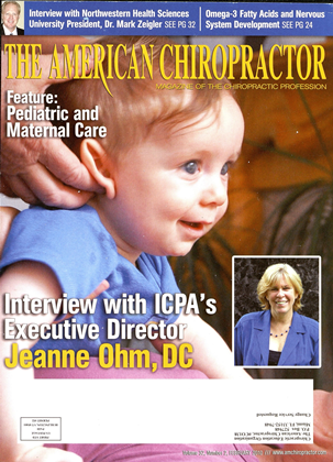Cover for the February 2010 issue