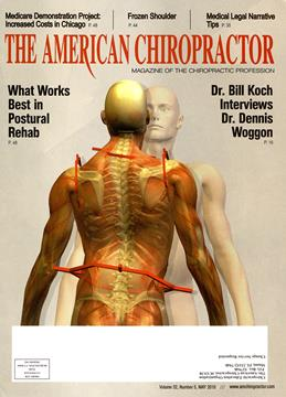Front Cover, Page: C1 - May 2010 | American Chiropractor