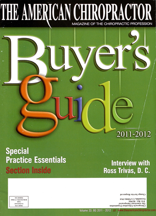 Cover for the Buyers Guide 2011 issue