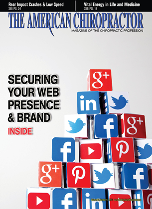 Cover for the September 2014 issue