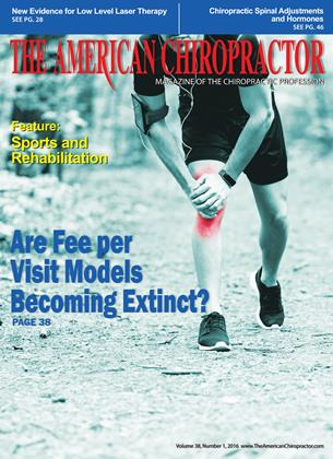 Cover for the January 2016 issue