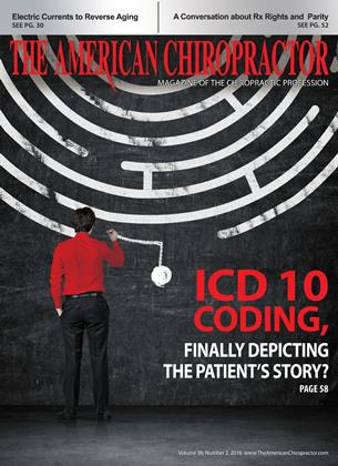 Cover for the February 2016 issue