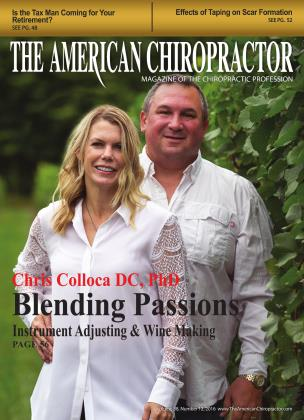 Cover for the December 2016 issue