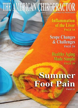 Cover for the JULY 2017 issue