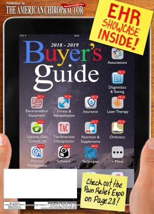 Cover for the BUYER'S GUIDE  2018 issue