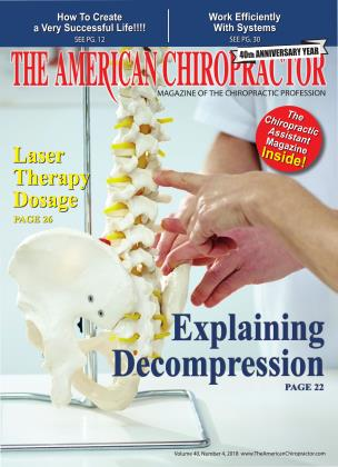 Cover for the APRIL  2018 issue