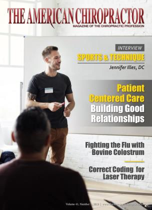 Cover for the MARCH 2019 issue