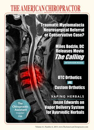 Cover for the JUNE 2019 issue